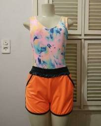 Conjunto: Body, Short