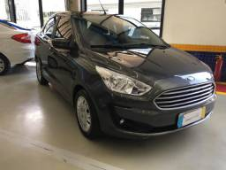.Ford-2019 KÁ 1.5 Sedam 12V -Flex-(Aut)-Único Dono!!!Garantia Fábrica!!!