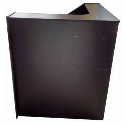 Balcão caixa  L com gaveta