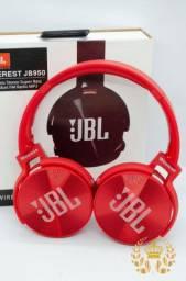 Fones de ouvido Bluetooth JBL cores novas