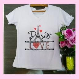 Blusa París Branca