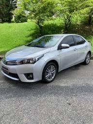 Toyota Corolla xei blindado nv3 2015 aut