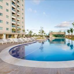 Alugo apartamento no Salinas Park Resort