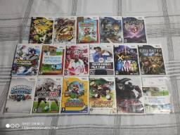 Jogos Wii Desconto de 10% - Aceito Cartao