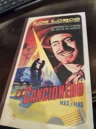 Los Lobos El Cancionero Mas y Mas 4 CDs (usado)