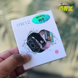Relógio Smartwatch Hw 12 Série 6 Tela Infinita | Lançamento! -Produto Novo- Loja Online