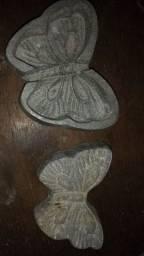 Frisadores de flores em eva