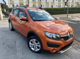 Renault Sandero Stepwey 1.6 - 2015 (No Boleto)