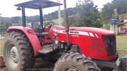 Título do anúncio: Trator Massey Ferguson 4275 2012