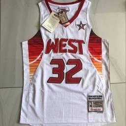 Camisa de Basquete NBA All Star Game 2009 Classic Hardwood