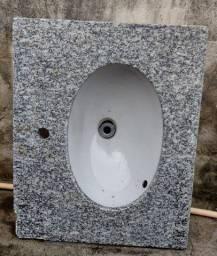 Pia de Banheiro com cuba