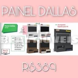 Painel Dallas painel para TV até 50 polegadas painel Dallas
