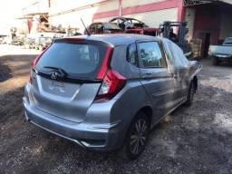 Sucata Honda fit 2020