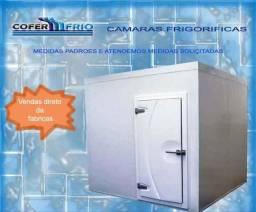 Câmara frigorífica resfriamento de bebidas carnes e derivados