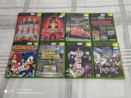 Jogos Xbox Clássico - Desconto de 10% - Aceito Cartao