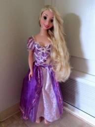 Boneca Rapunzel Gigante Original My Size Disney
