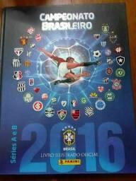 Álbum campeonato brasileiro 2016