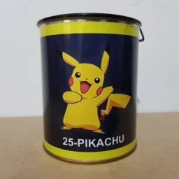 Lata personalizada Coleção Pokémon | #25 Pikachu