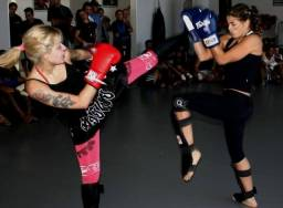 Personal lutas e treino funcional
