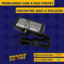 Carregador do Notebook Acer Ponta Padrão