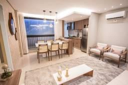 Apartamento à venda com 2 dormitórios em Aeroviário, Goiânia cod:AP0061_INSP
