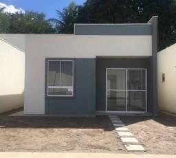 Casa de 2 - quartos no Cond. Vila real pronto para morar  no Gaveta
