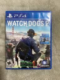 Título do anúncio: Jogo PS4 Watch Dogs 2