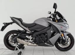 GSX S1000F ABS 2017 - Reação Suzuki