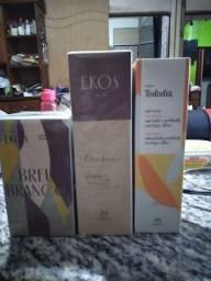 Perfumes e colônias masculina e feminina