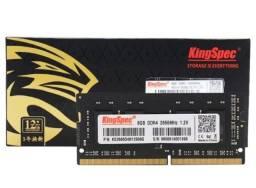 Título do anúncio: Memória Ram p/ Notebook 8GB Ddr4 2666MHz - Produto Novo a Pronta Entrega !