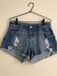 Título do anúncio: Short Jeans Número 34