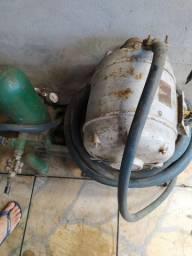Moto Bomba para lavagem de veículos pesados