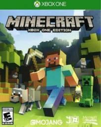 Minecraft Xbox One CD lacrado