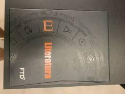 Box Literatura FTD