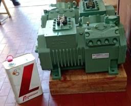 Lubrificante sintético para compressores de refrigeração