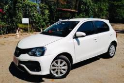 Título do anúncio: Toyota Etios 2019 1.5 X plus automático