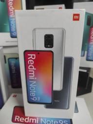 Folia! Redmi Note 9 Pro da Xiaomi.. Novo LACRADO Garantia entrega