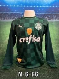 Camisa Palmeiras - Manga Longa