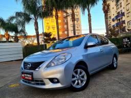 Título do anúncio: Nissan Versa SL 1.6 16v