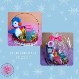 Kit PinguiMake - Cesta Presente