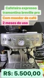 Cafeteira Tramontina Breville pro- 110v