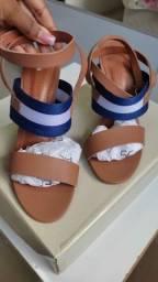 Título do anúncio: Sapato alto novo Raphaella Booz