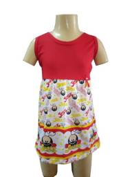 Kit 60 lindos vestidinho infantil