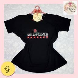 Tshirts Femininas -Novas