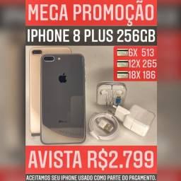 IPhone 8 Plus 256GB. PROMOÇÃO!!!!