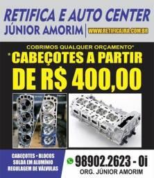 Cabeçote Gol/Fiesta/Ecosporte/Ka/Focus/Fusion/Strada/L200/Ducato/Hilux/Frontier/Ranger