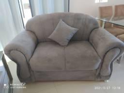 Vendo esse sofá macio e conservado