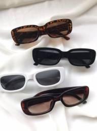 Óculos Vintage proteção Uv400