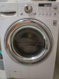 Maquina de lavar LG Inverter  lava e seca
