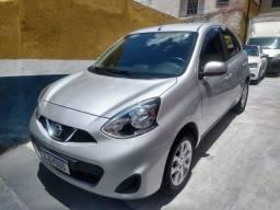 Nissan March 1.0 SV Completo, Zerado, BaRaTo, UbEr